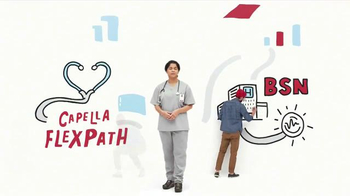 Capella University FlexPath TV Spot, 'A More Direct Path to Your BSN'