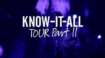 Live Nation TV Spot, 'Alessia Cara: Know-It-All Tour Part II'