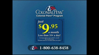 Colonial Penn TV Spot, 'Locked in for Life' Featuring Alex Trebek