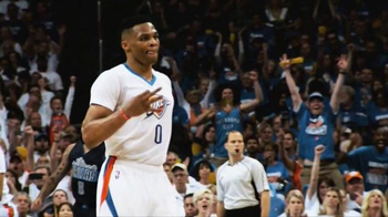 2017 NBA Tip-Off TV Spot, 'Zeroes' Featuring Russell Westbrook - Thumbnail 1
