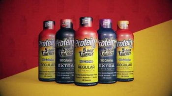 5 Hour Energy Protein Shots TV Spot, 'Great for Workouts'