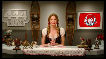 Wendy's Swiss Jr. Bacon Cheeseburger TV Spot, 'News Alert' - 5875 commercial airings