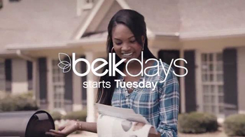 Belk Days: They're Here! thumbnail