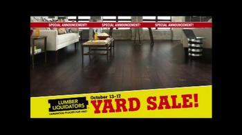 Fall Flooring Yard Sale: Special Announcement thumbnail