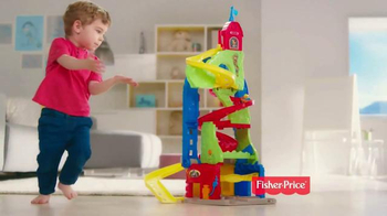 Little People Sit 'n Stand Skyway TV Spot, 'Little Racers'