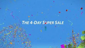 Sherwin-Williams 4-Day Super Sale TV Spot, 'October Discount'