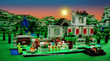 LEGO Minecraft The Nether Fortress: The Fortress thumbnail