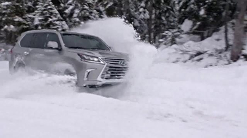 2016 Lexus RX 350 TV Spot, 'Cabin Fever' Song by Farmdale