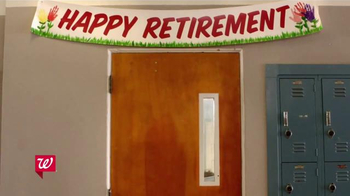 Walgreens TV Spot, 'Just Retired'