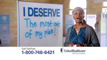 UnitedHealthcare Medicare Advantage Plan TV Spot, 'I'm Done'