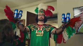Bud Light TV Spot, \'The Mexican National Team Can: Nuestra Lata\' [Spanish]