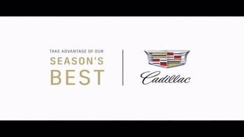 Cadillac Season's Best Event TV Spot, 'The Herd' - Thumbnail 8