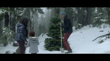 2016 The Power of Infiniti TV Spot, 'Winter Tradition: QX50'