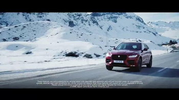 Unwrap a Jaguar Sales Event TV Spot, \'Adapt\'