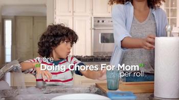 Bounty TV Spot, 'Chores for Mom'