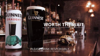 Guinness Limited Edition Tortoise Draught Can TV Spot, 'It's Here'