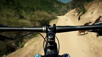 2017 Volkswagen Golf Alltrack TV Spot, 'Mountain Bike' Song by Joywave