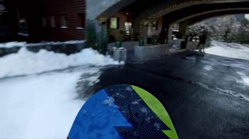 2017 Volkswagen Golf Alltrack TV Spot, 'Snowboard' Song by Powersolo
