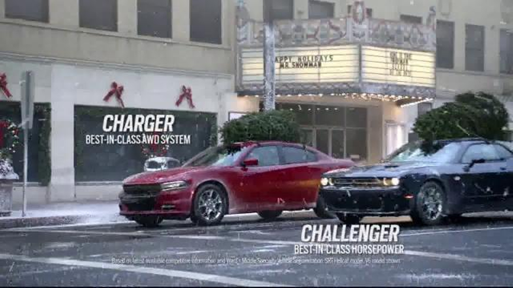 Dodge Black Friday Event Tv Commercial Trees Song By