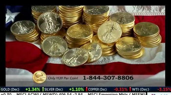 Release of Solid Gold Coins thumbnail