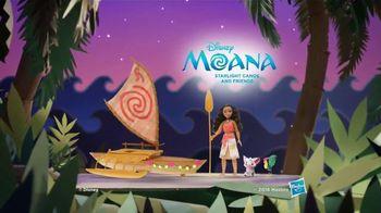 Disney Moana Starlight Canoe and Friends TV Spot, 'Set Sail'