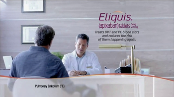 ELIQUIS TV Spot, 'DVT and PE Blood Clots: Camping' - Thumbnail 4