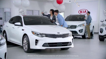 Kia Holidays on Us Sales Event TV Spot, 'Season of Savings'