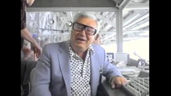 Budweiser TV Spot, 'Cub Fan, Bud Man' Featuring Harry Caray
