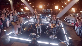 Chevrolet Silverado TV Spot, '2016 CMA Awards' Ft. Luke Bryan, Old Dominion - 1 commercial airings