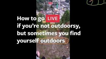 Facebook TV Spot, 'Outdoorsy'