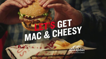 Red Robin Gourmet Burgers TV Spot, 'Let's Burger'