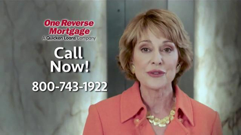 One Reverse Mortgage TV Spot, 'The Line of Credit'