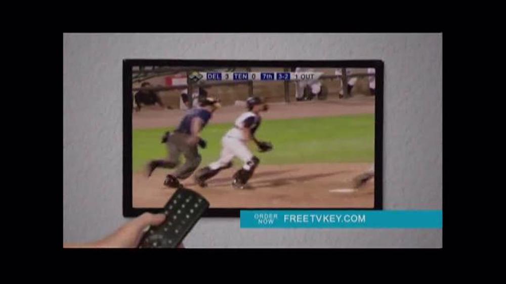 Clear tv free tv key tv commercial hd digital antenna ispot tv