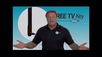 Clear TV Free TV Key TV Spot, 'HD Digital Antenna' - Thumbnail 2