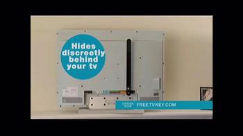 Clear TV Free TV Key TV Spot, 'HD Digital Antenna' - Thumbnail 3