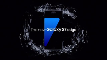 Samsung Galaxy S7 Edge TV Spot, \'Virtual Reality Machine\'