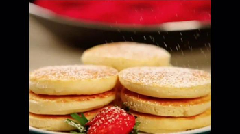 Flippin' Fantastic TV Spot, 'Perfect Pancake Stack' Featuring Jeremy Rabe - Thumbnail 4