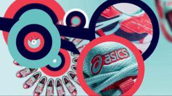 ASICS GEL-Solution Speed 3 TV Spot, 'Swirls'