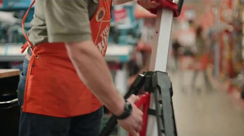 The Home Depot Father's Day Savings TV Spot, 'Dad's Biggest Fan' - Thumbnail 2