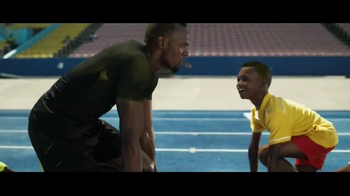 Gatorade TV Spot, 'Never Lose the Love' Feat. Usain Bolt, Serena Williams