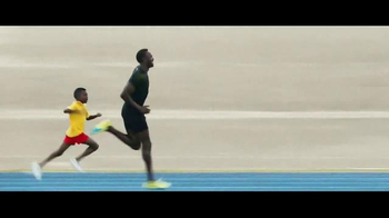 Gatorade TV Spot, 'Never Lose the Love' Feat. Usain Bolt, Serena Williams - Thumbnail 4