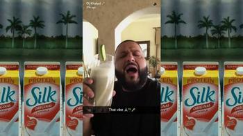 Silk Original Soymilk TV Spot, 'Smile' Featuring DJ Khaled