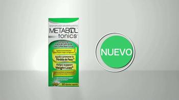 Metaboltonics TV Spot, 'Suplemento dietético' [Spanish]