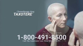 Goldwater Law Firm TV Spot, 'Chemotherapy Hair Loss'
