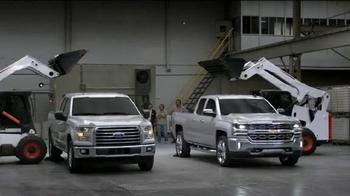 Chevrolet Silverado TV Spot, 'Caja de acero' [Spanish]