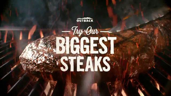 Outback Steakhouse TV Spot, 'Are You Dad Enough?'