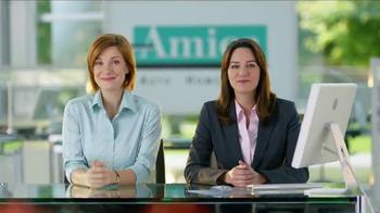 Amica Mutual Insurance Company TV Spot, 'More Reasons'