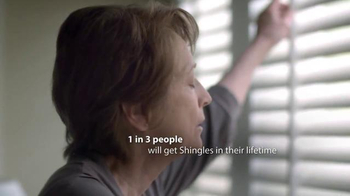 Merck TV Spot, \'Day #20 With Shingles\'