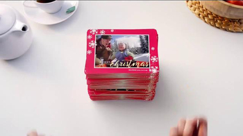 Shutterfly Greetings TV Spot, 'Never Let Go of the Holiday Season' - 701 commercial airings