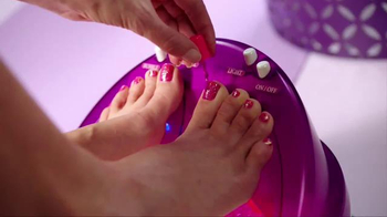 Cra-Z-Art Shimmer N' Sparkle Super Spa Salon TV Spot, 'Waterfall'
